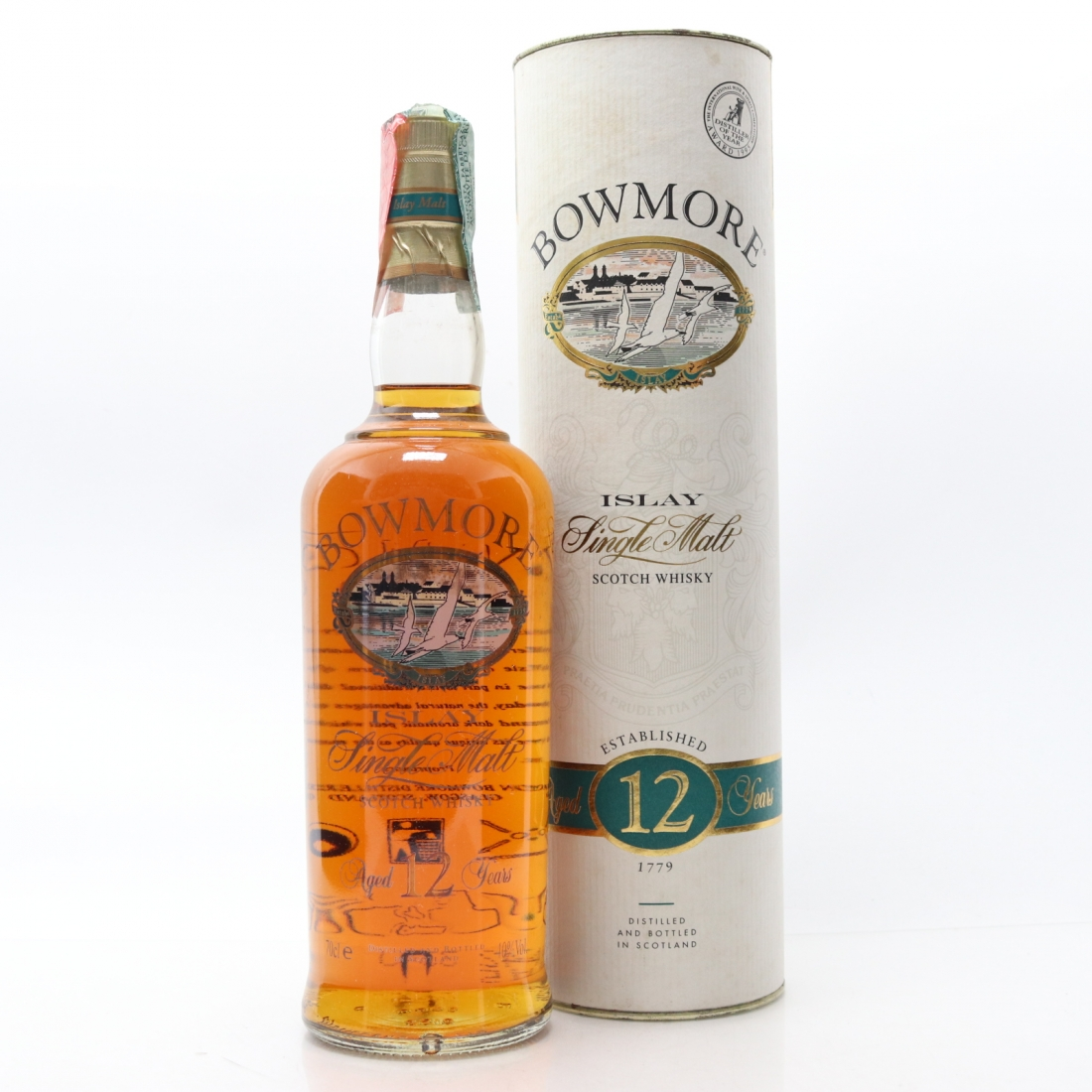 Bowmore 12 Year Old Screen Print