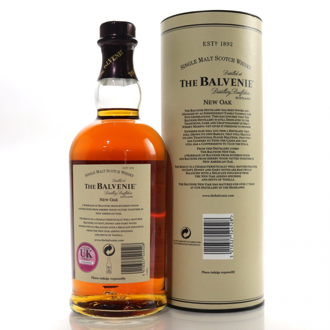 Balvenie 17 Year Old New Oak / First Bottling