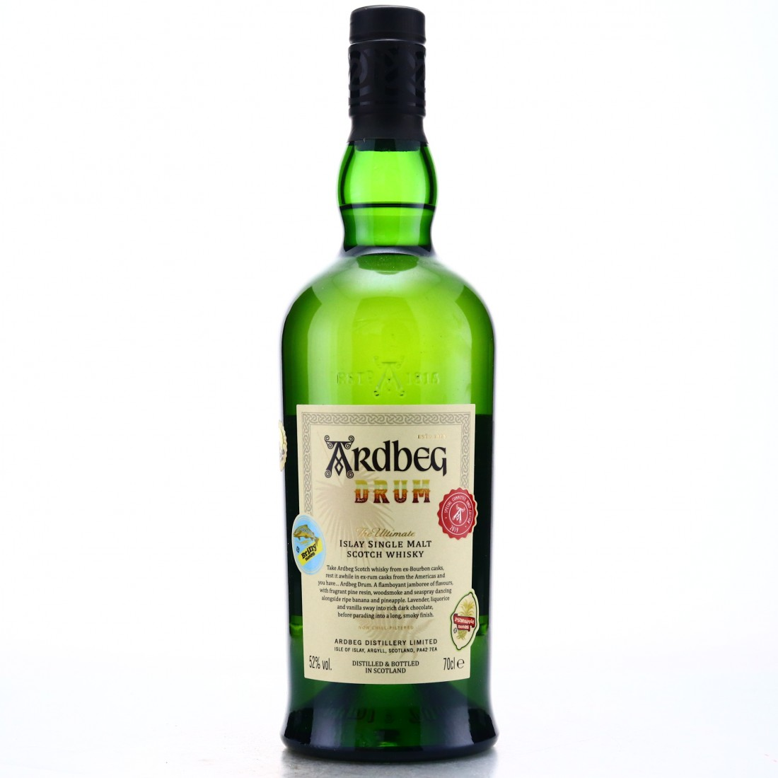 Ardbeg Drum Committee Release