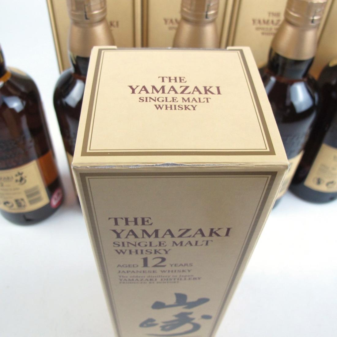Yamazaki 12 Year Old 6 x 70cl