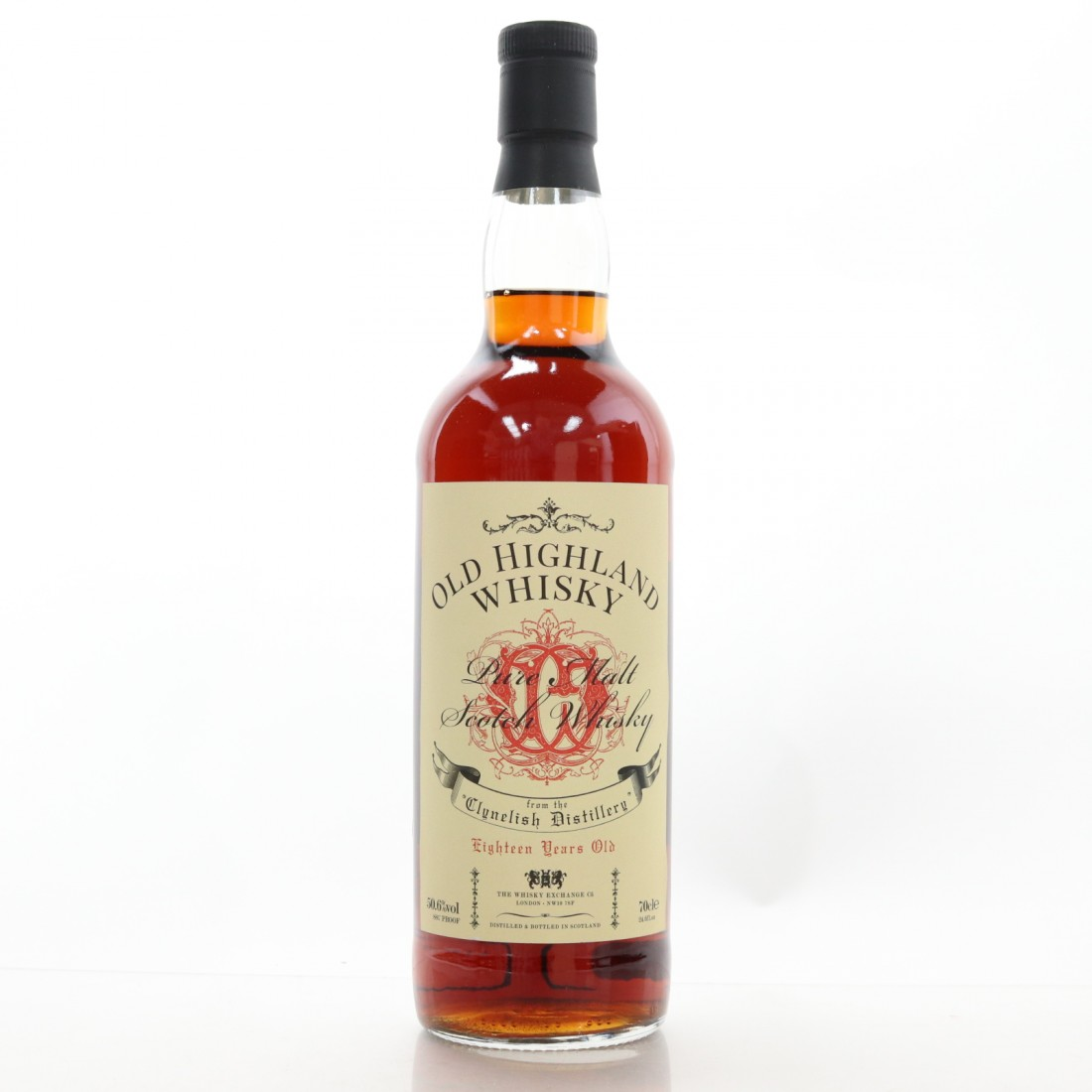 Clynelish 18 Year Old / The Whisky Show 2014