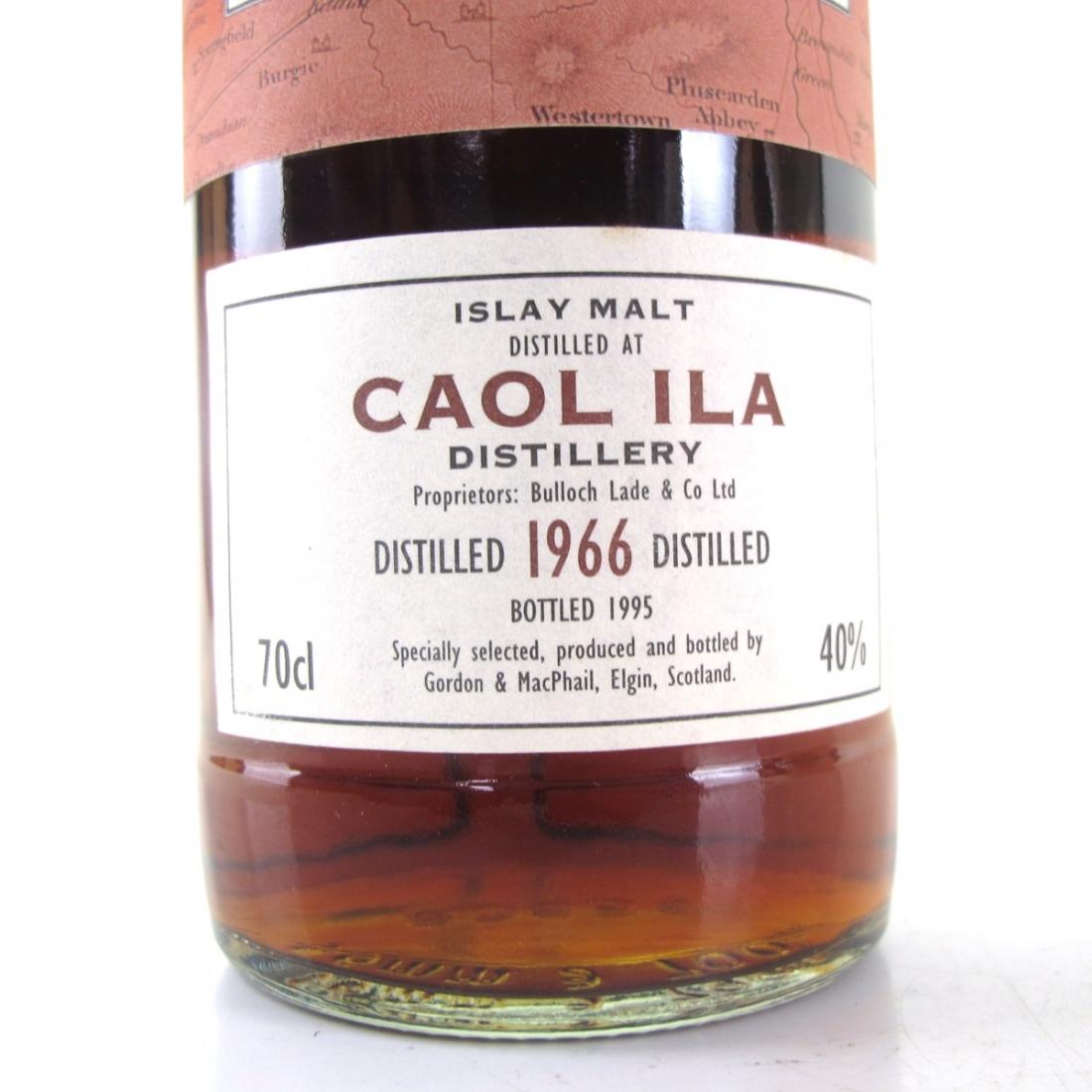 Caol Ila 1966 Gordon and MacPhail