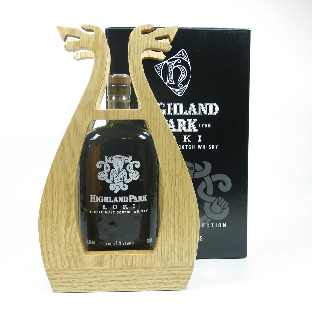 Highland Park Valhalla Collection