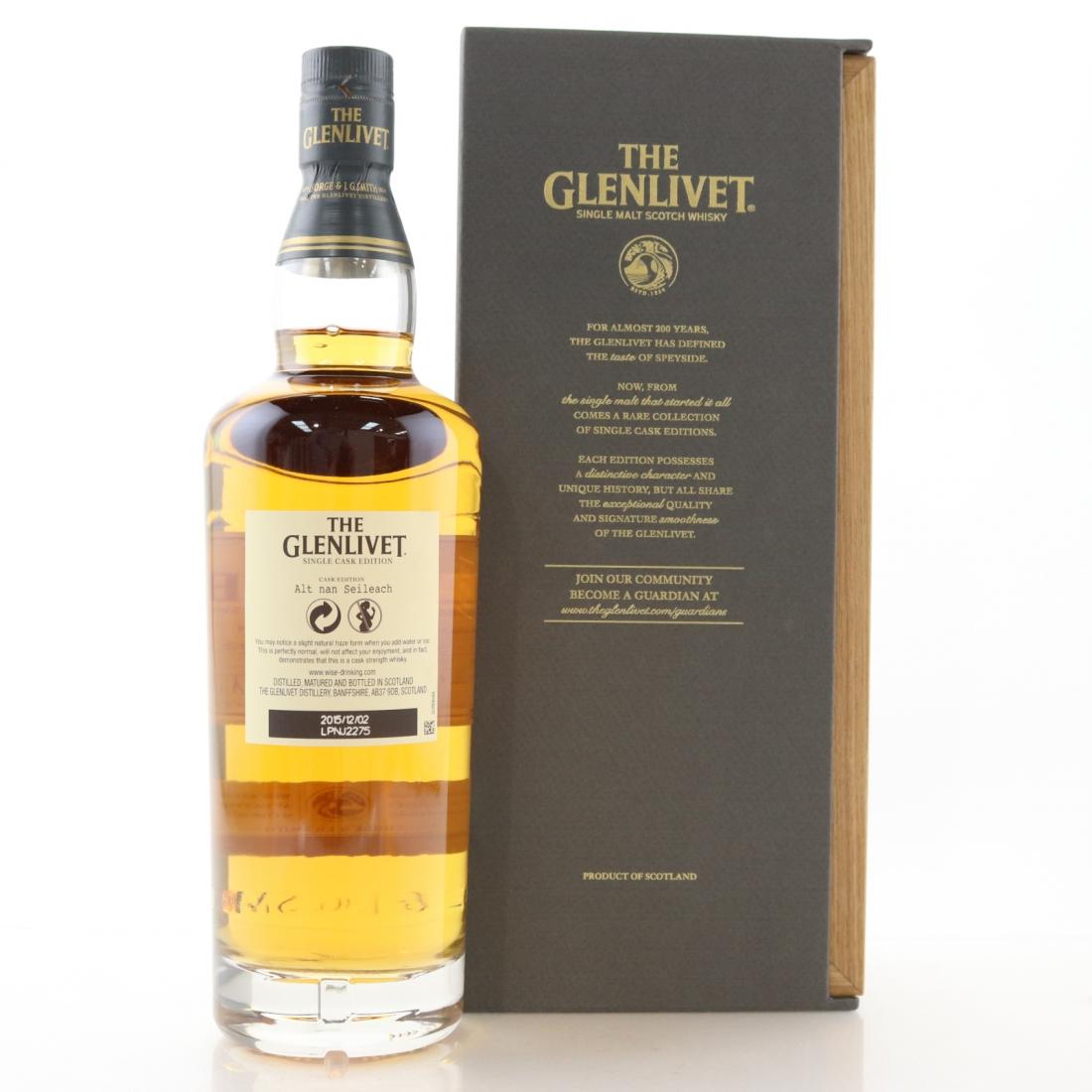 Glenlivet 14 Year Old Single Cask #5403 / Alt nan Sileach