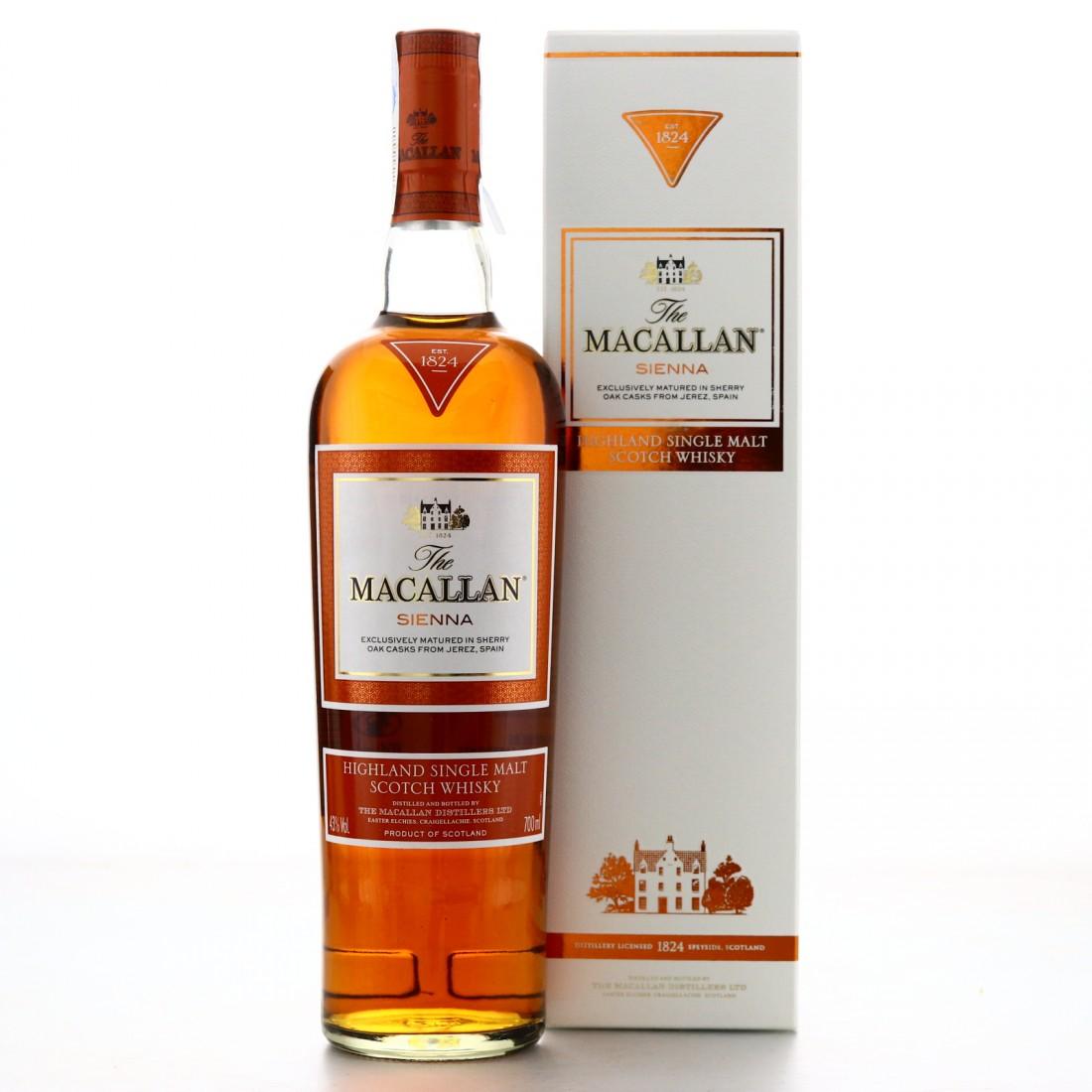 Macallan Sienna