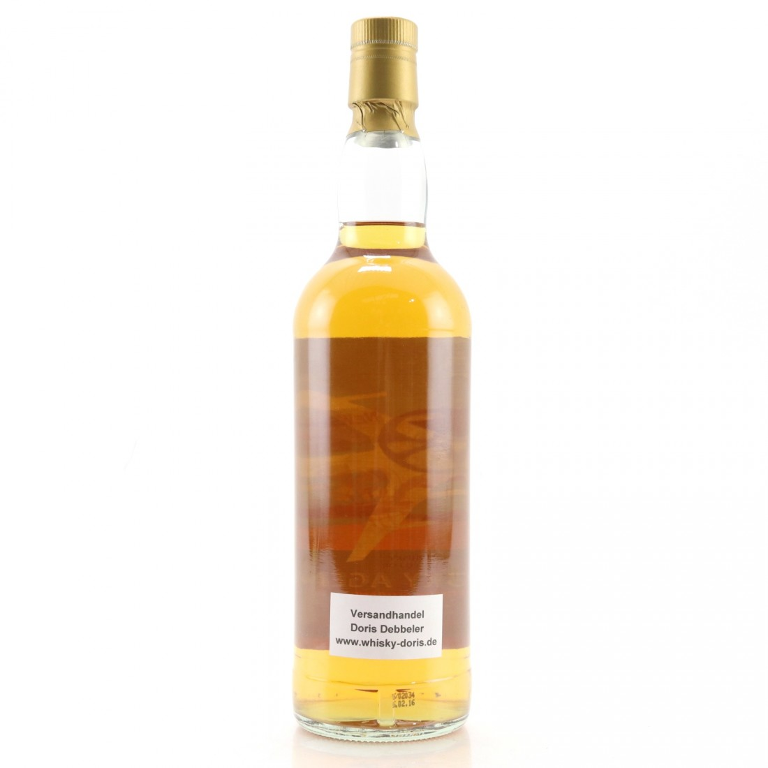 Speyside Single Malt 1975 Whisky Agency 40 Year Old