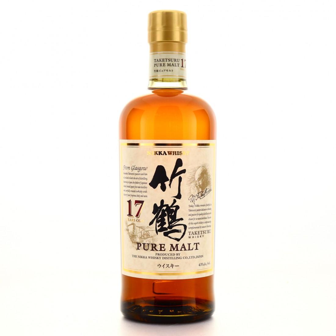 Taketsuru 17 Year Old Pure Malt
