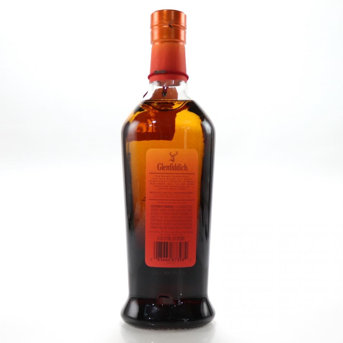 Glenfiddich Experimental Series #4 Fire and Cane 75cl / US Import