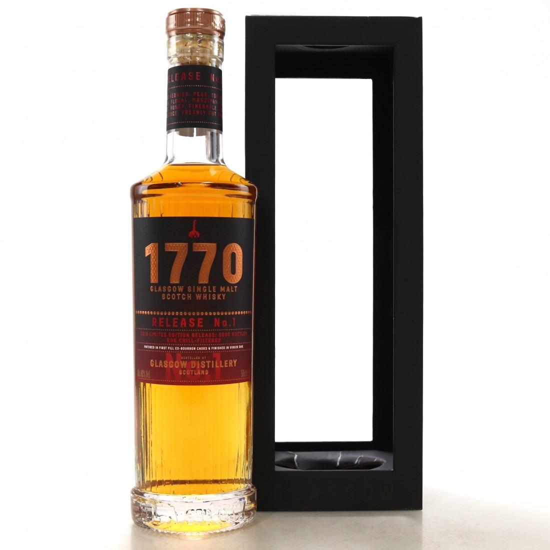 Glasgow '1770' Release No.1 / 50cl