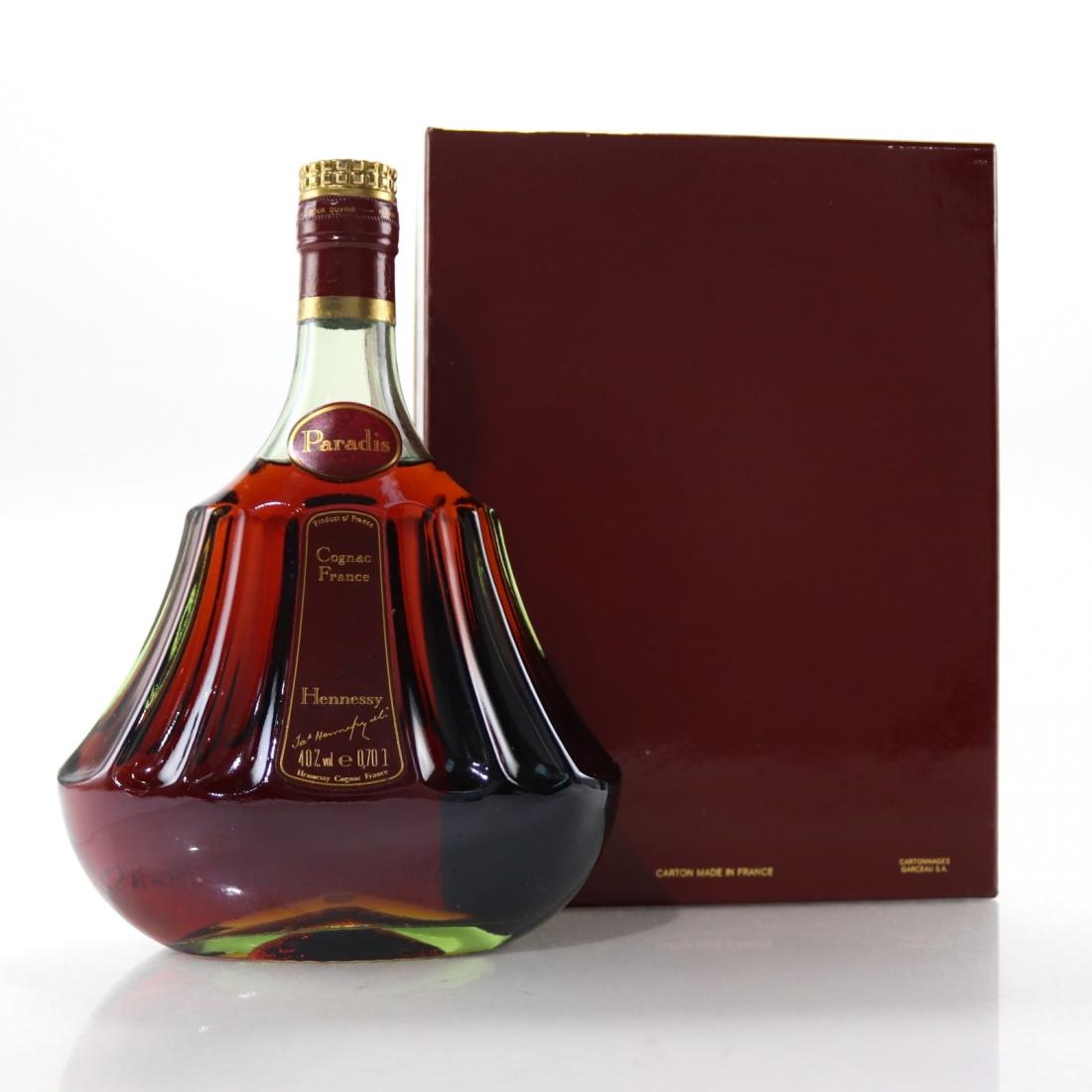 Hennessy Paradis Cognac 1980s / German Import