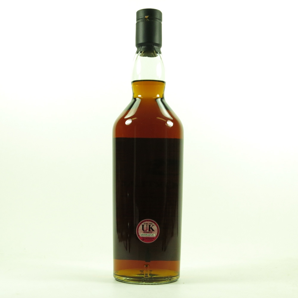 Mortlach 16 Year Old Flora and Fauna back