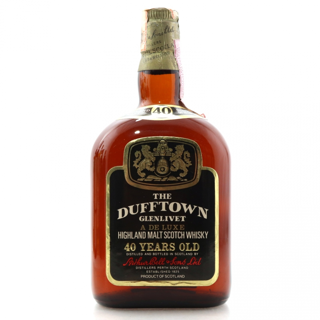 Dufftown 40 Year Old 1960s