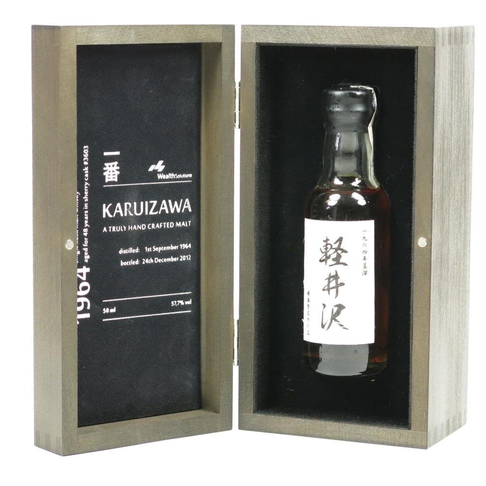 Karuizawa 1964 48 Year Old Miniature 5cl