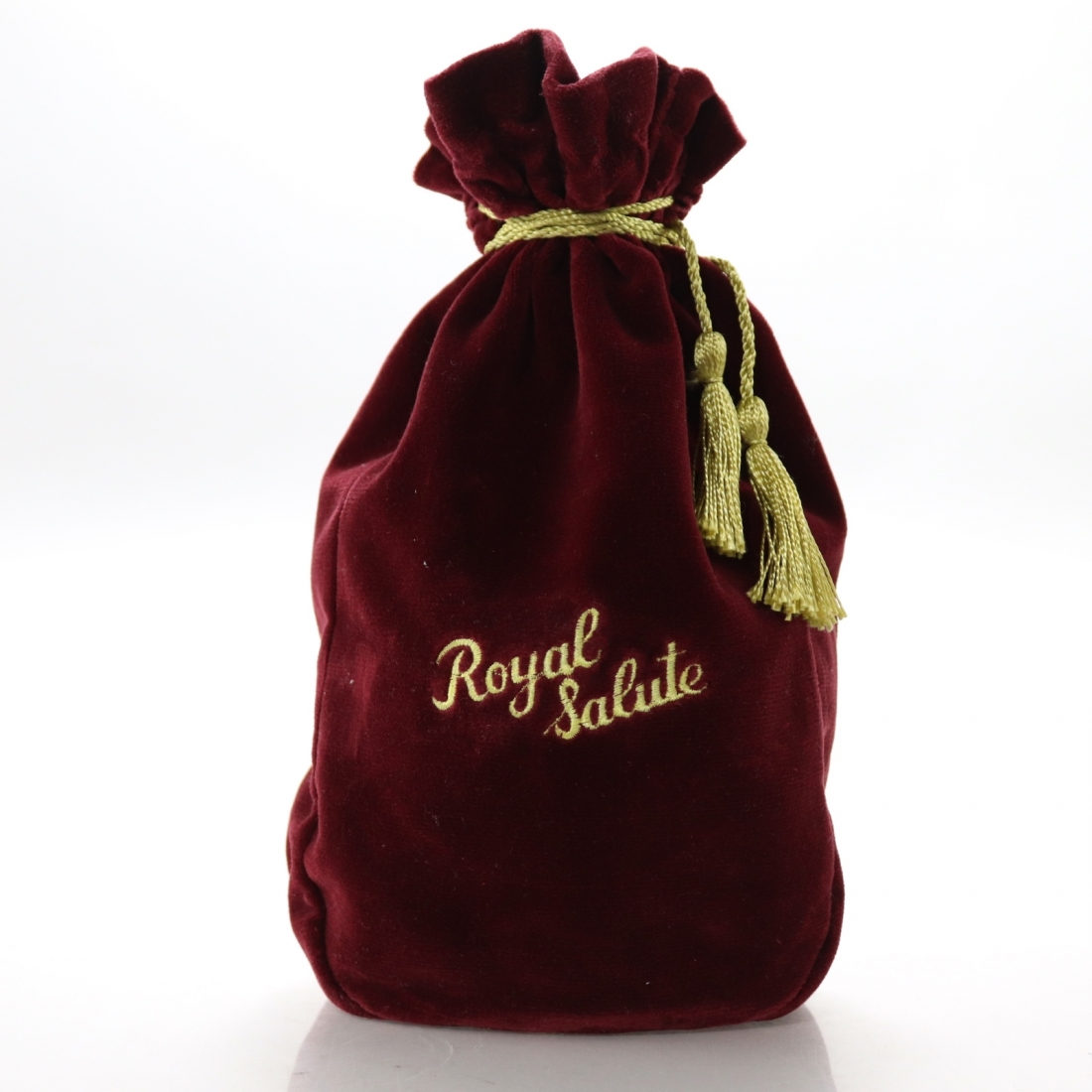 Chivas 21 Year Old Royal Salute 1 Litre / Ruby Flagon