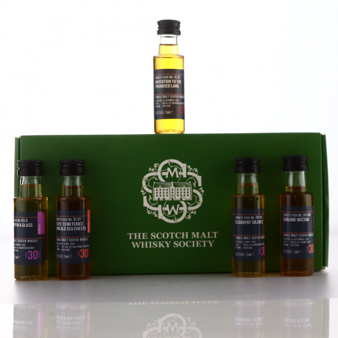 SMWS 30 Year Old 2020 Samples x 5