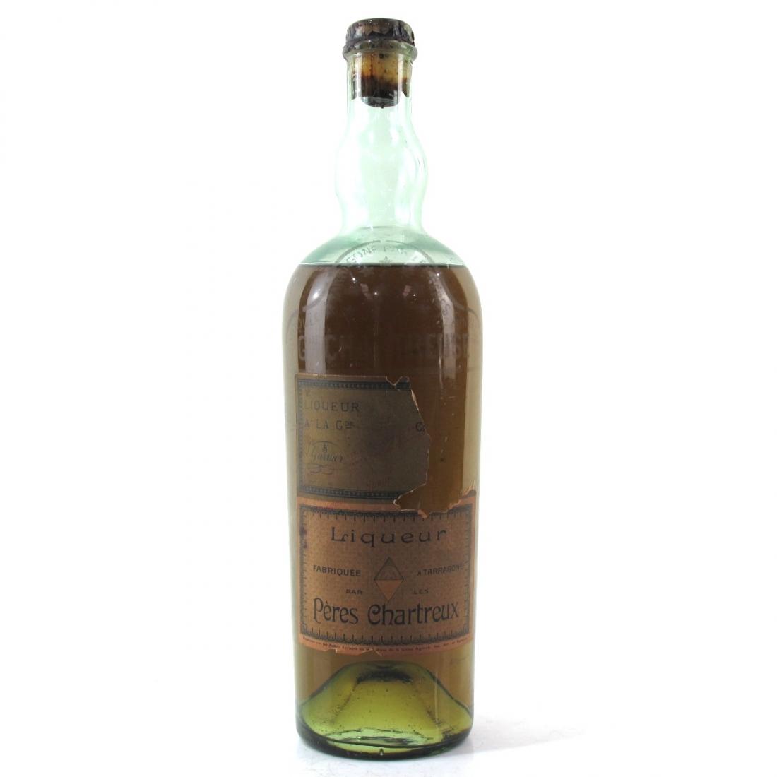 Chartreuse de Tarragona 1910s Green Label