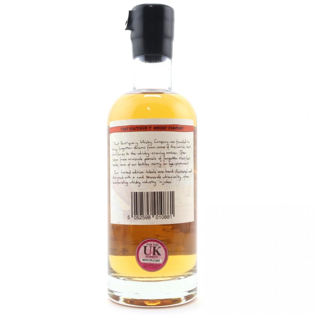 Arran That Boutique-y Whisky Company Batch #1
