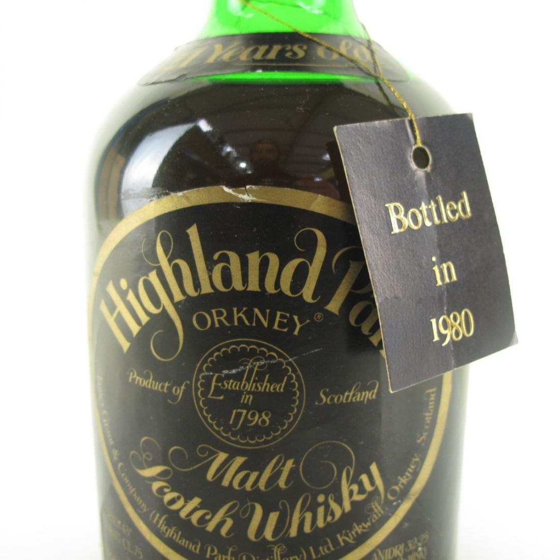 Highland Park 1959 21 Year Old / Ferraretto
