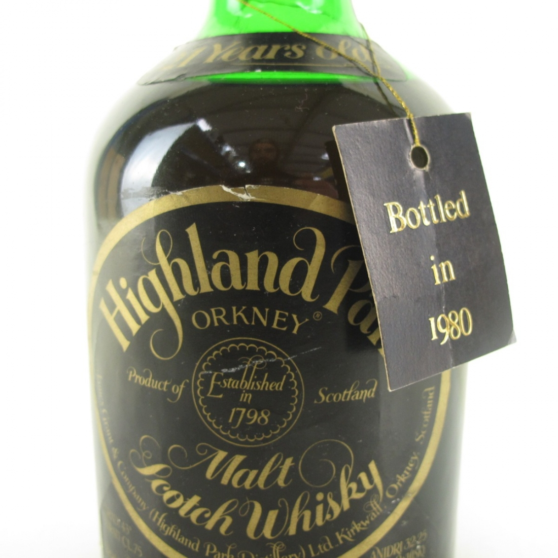 Highland Park 1959 21 Year Old / Ferraretto