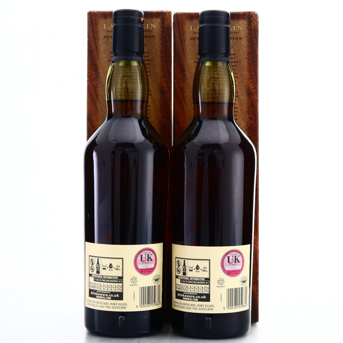 Lagavulin Offerman Edition 11 Year Old 2 x 70cl