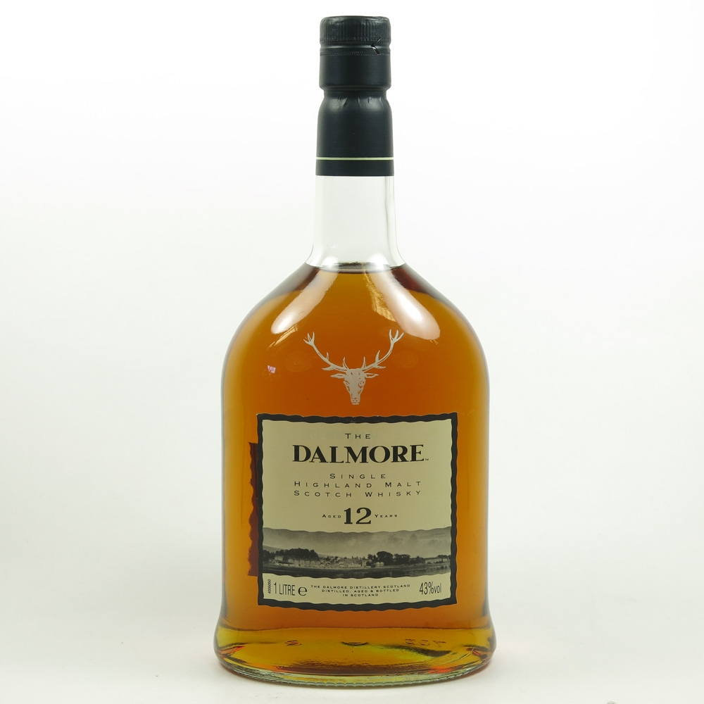 Dalmore 12 Year Old 1 Litre