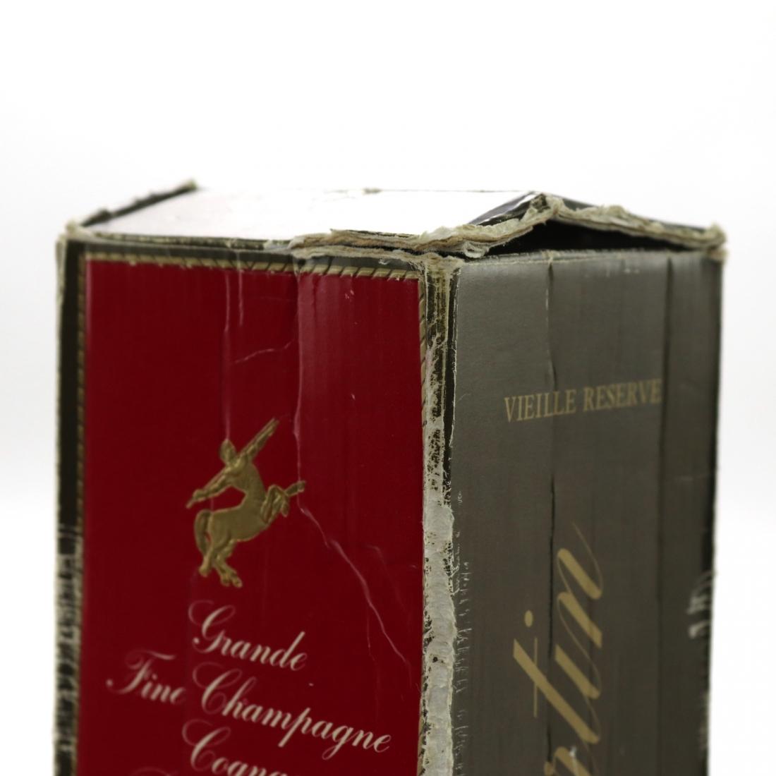 Remy Martin Age Inconnu Grande Fine Champagne Cognac 1970s / German Import