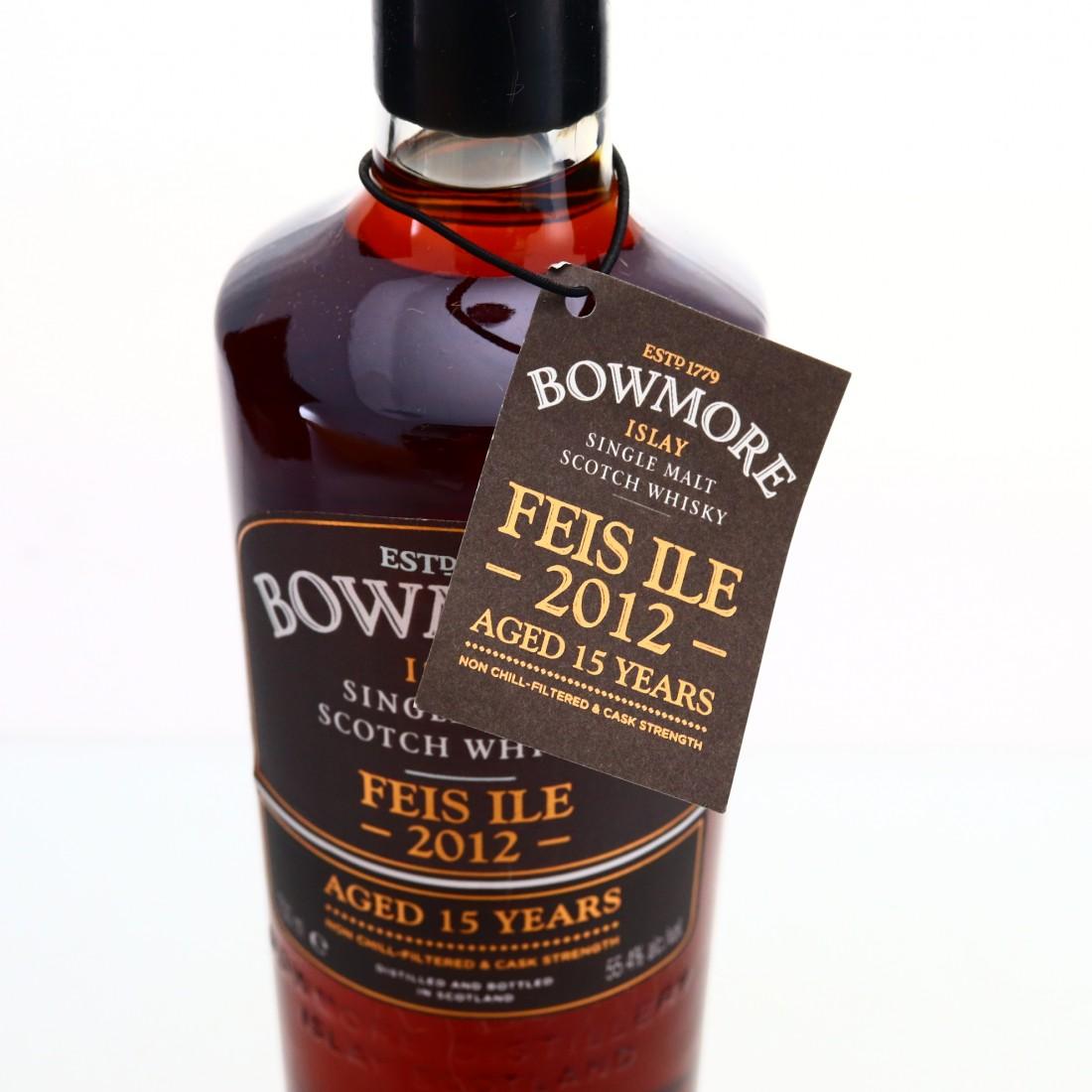 Bowmore 15 Year Old Feis Ile 2012