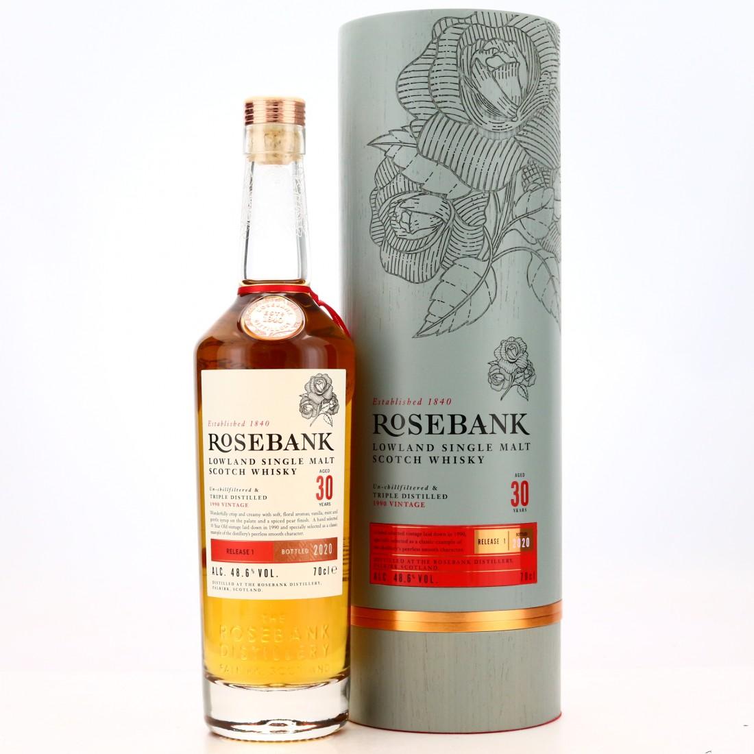 Rosebank 1990 30 Year Old / Release #1 2020