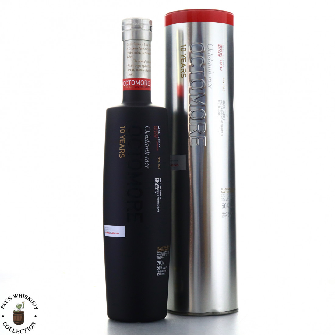 Octomore 10 Year Old 2012 First Release