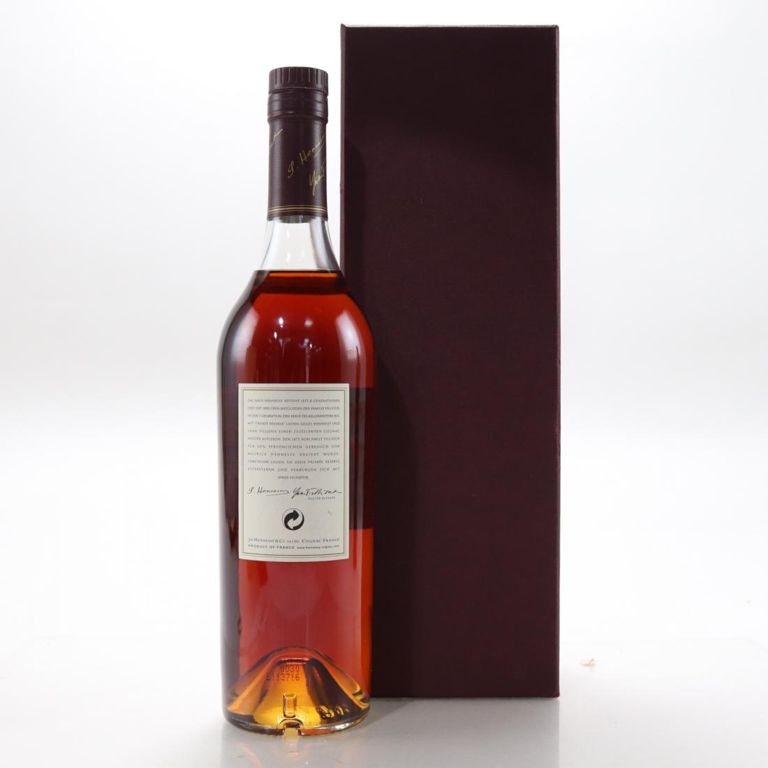 Hennessy Private Reserve Grande Champagne Cognac