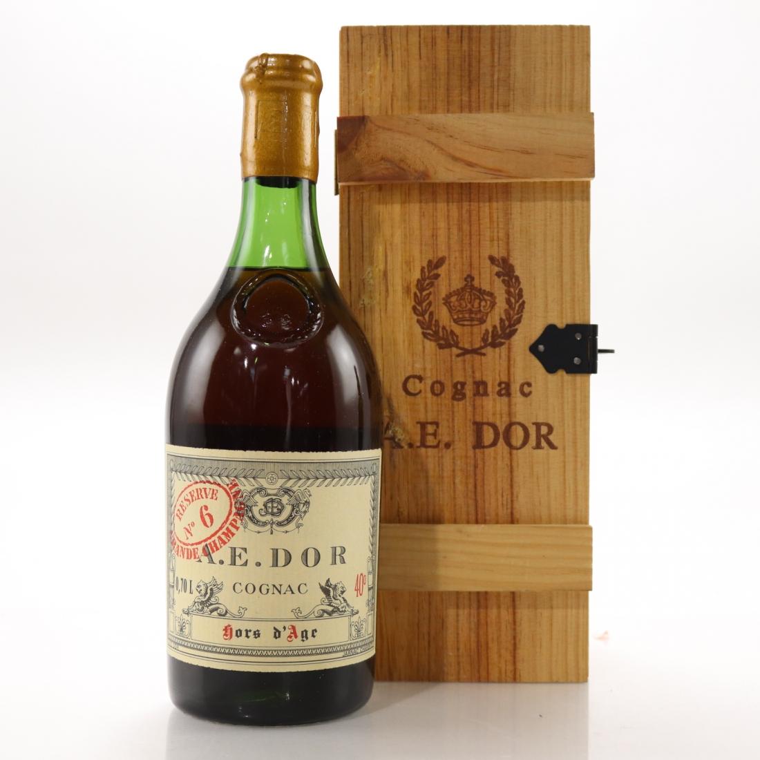 A.E. DOR Grande Champagne Cognac Reserve No.6