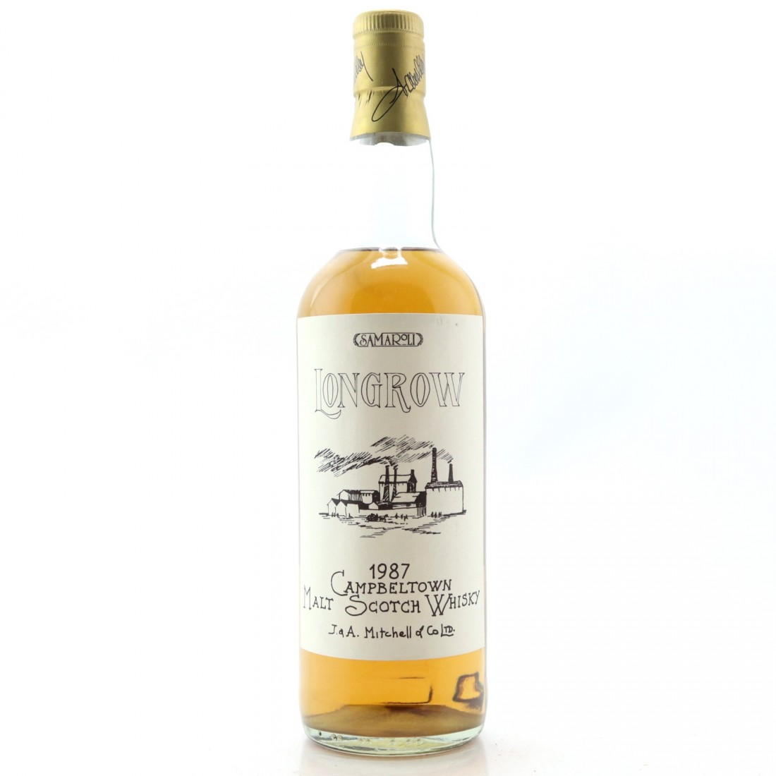Longrow 1987 Samaroli Single Cask #123