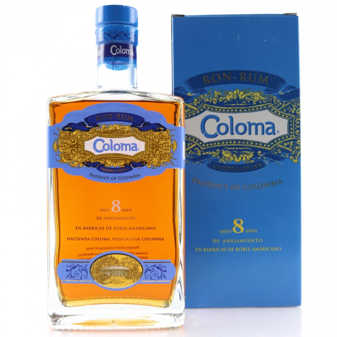 Coloma 8 Year Old Rum