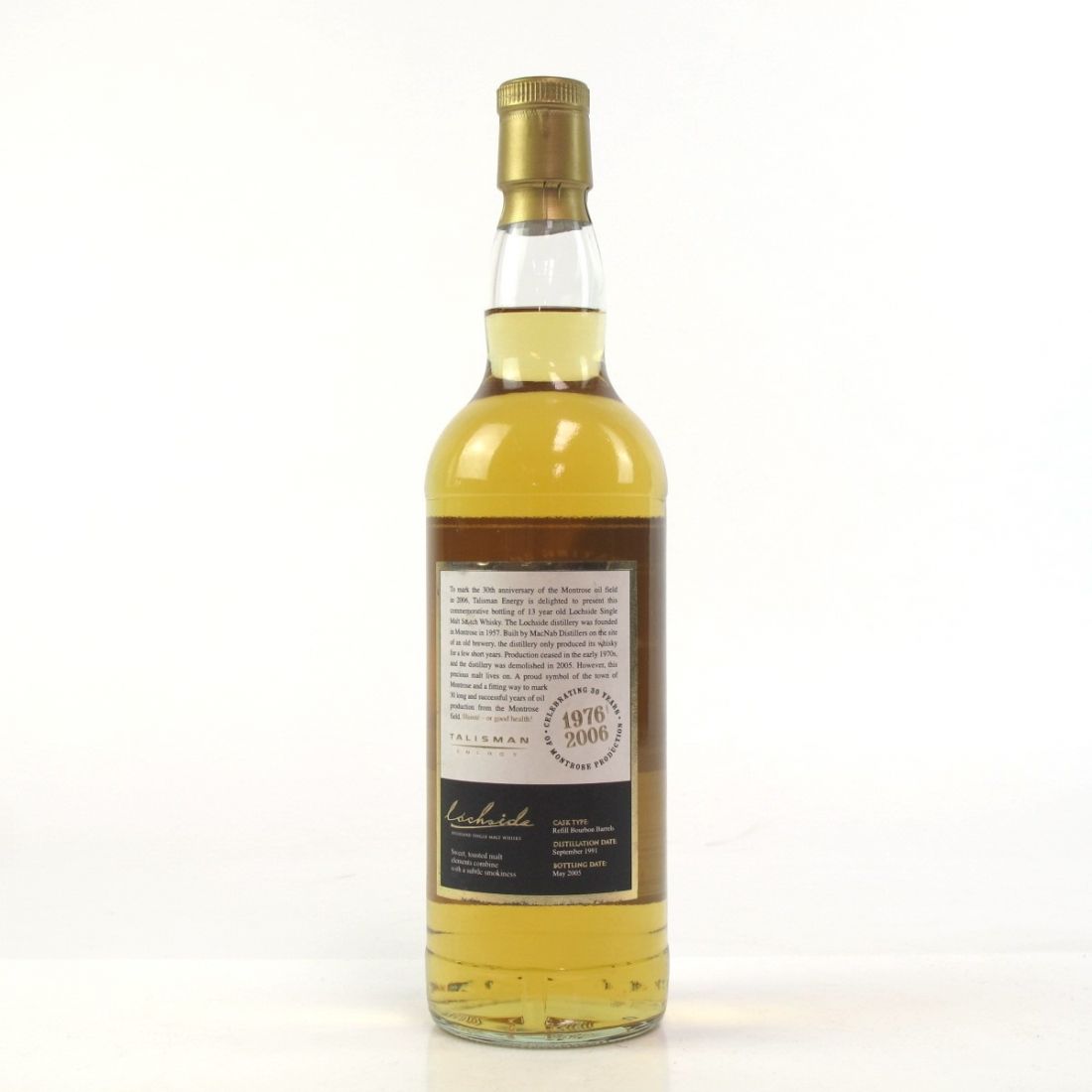 Lochside 1991 Gordon and MacPhail 14 Year Old