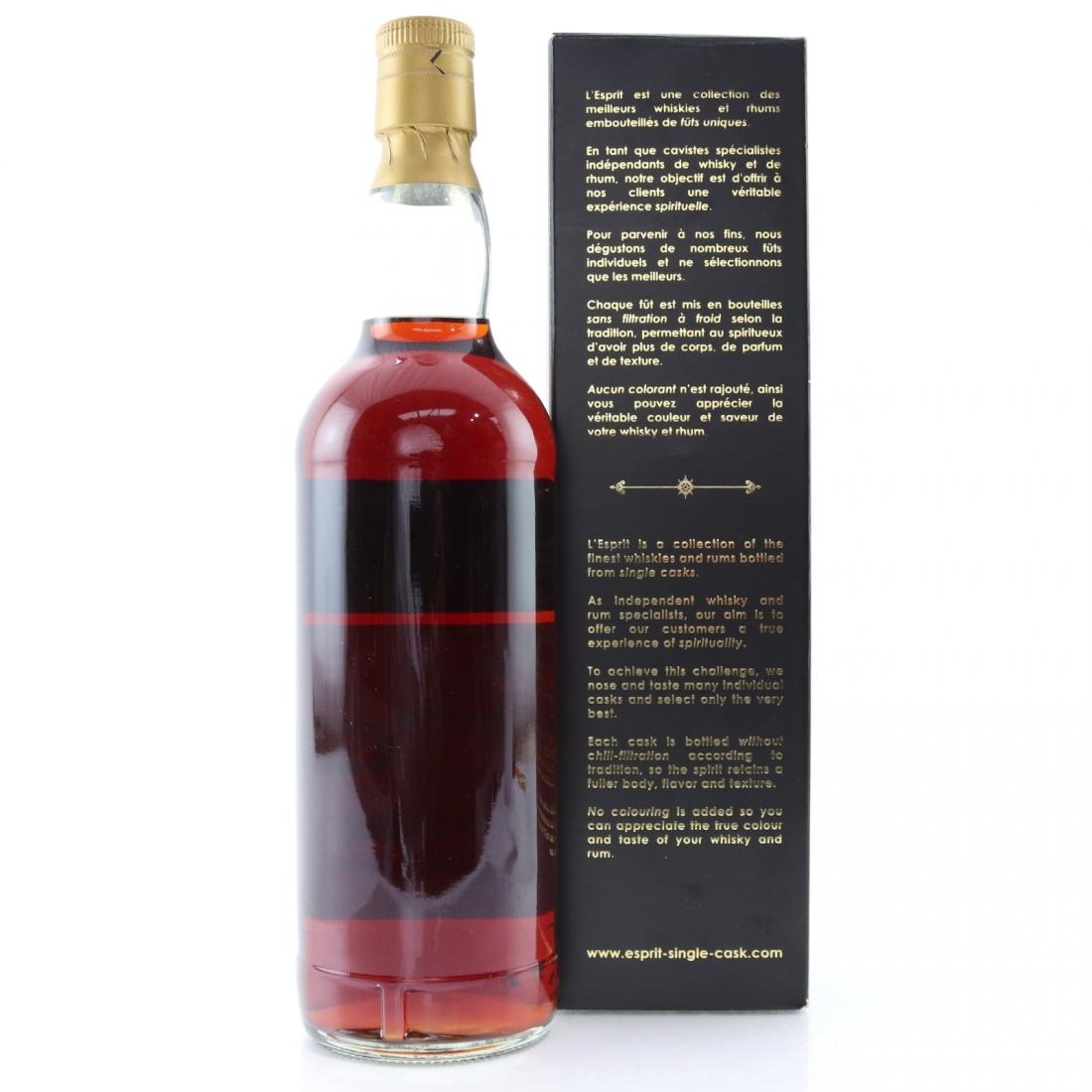 Diamond 2005 L'Esprit Single Cask Rum