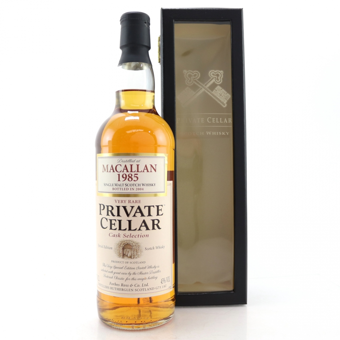 Macallan 1985 Private Cellar