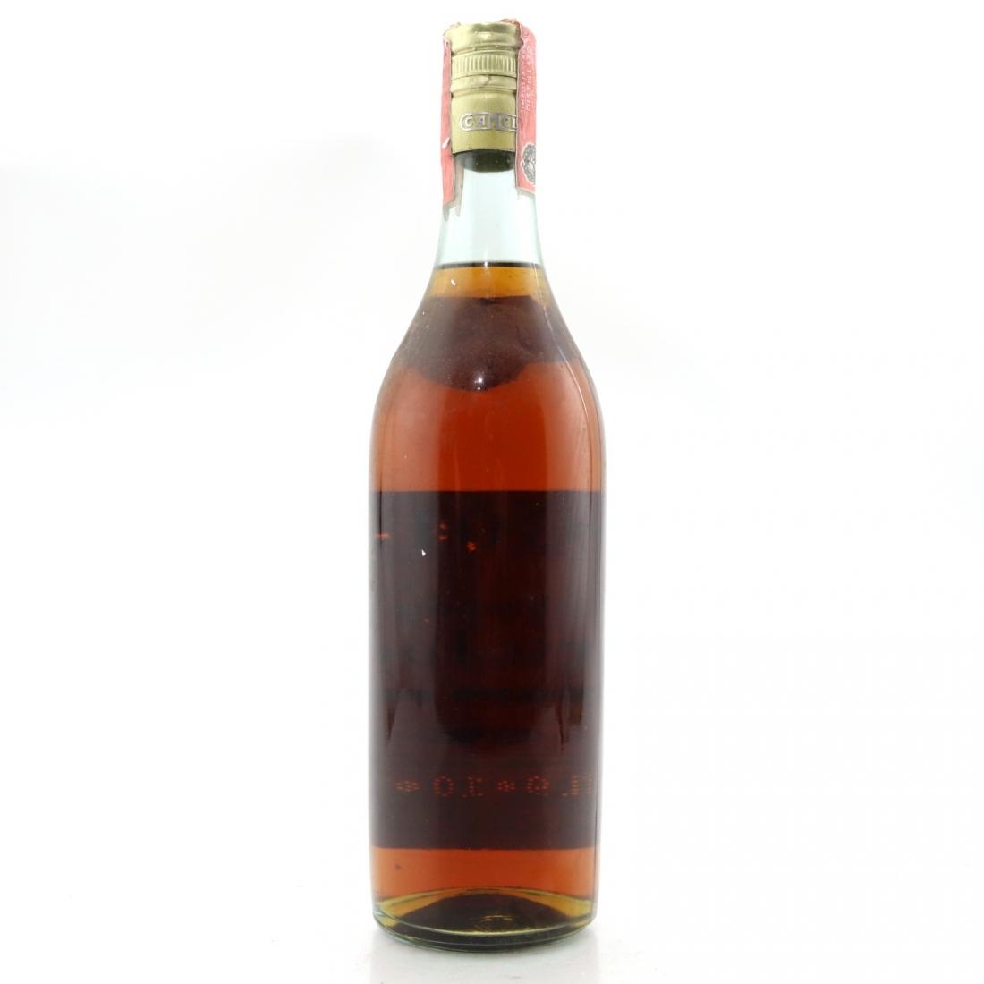 Fogolar 1945 Bollino Oro VSOP Brandy 1960s