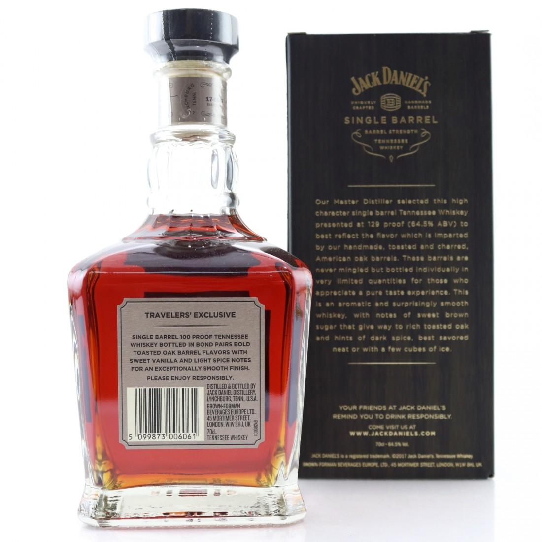 Jack Daniel's Single Barrel 100 Proof