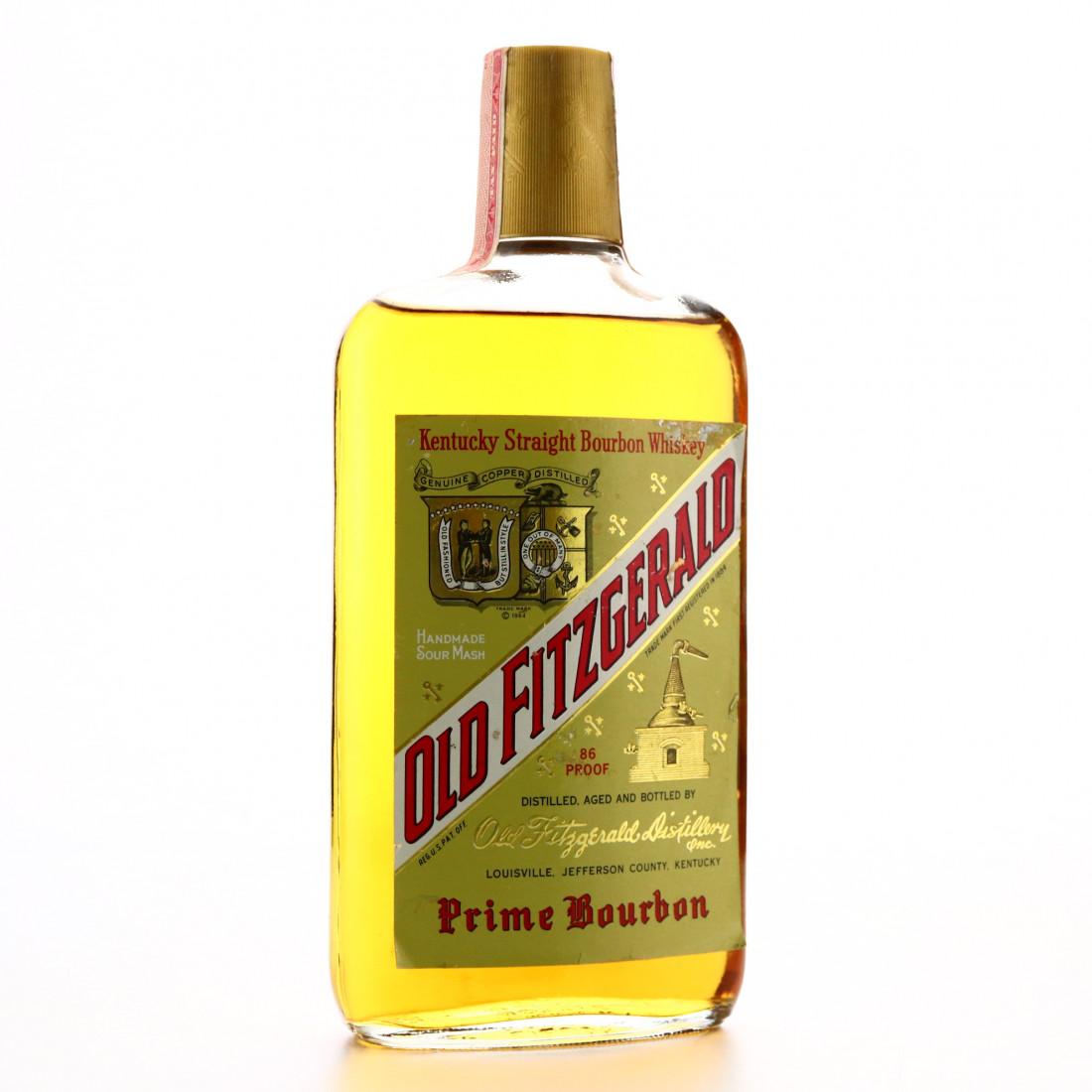 Old Fitzgerald 6 Year Old Prime Bourbon Pint 1975 / Stitzel-Weller