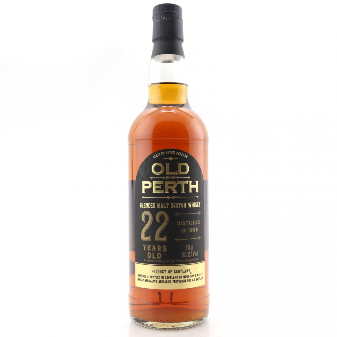 Old Perth 1996 22 Year Old Blended Malt