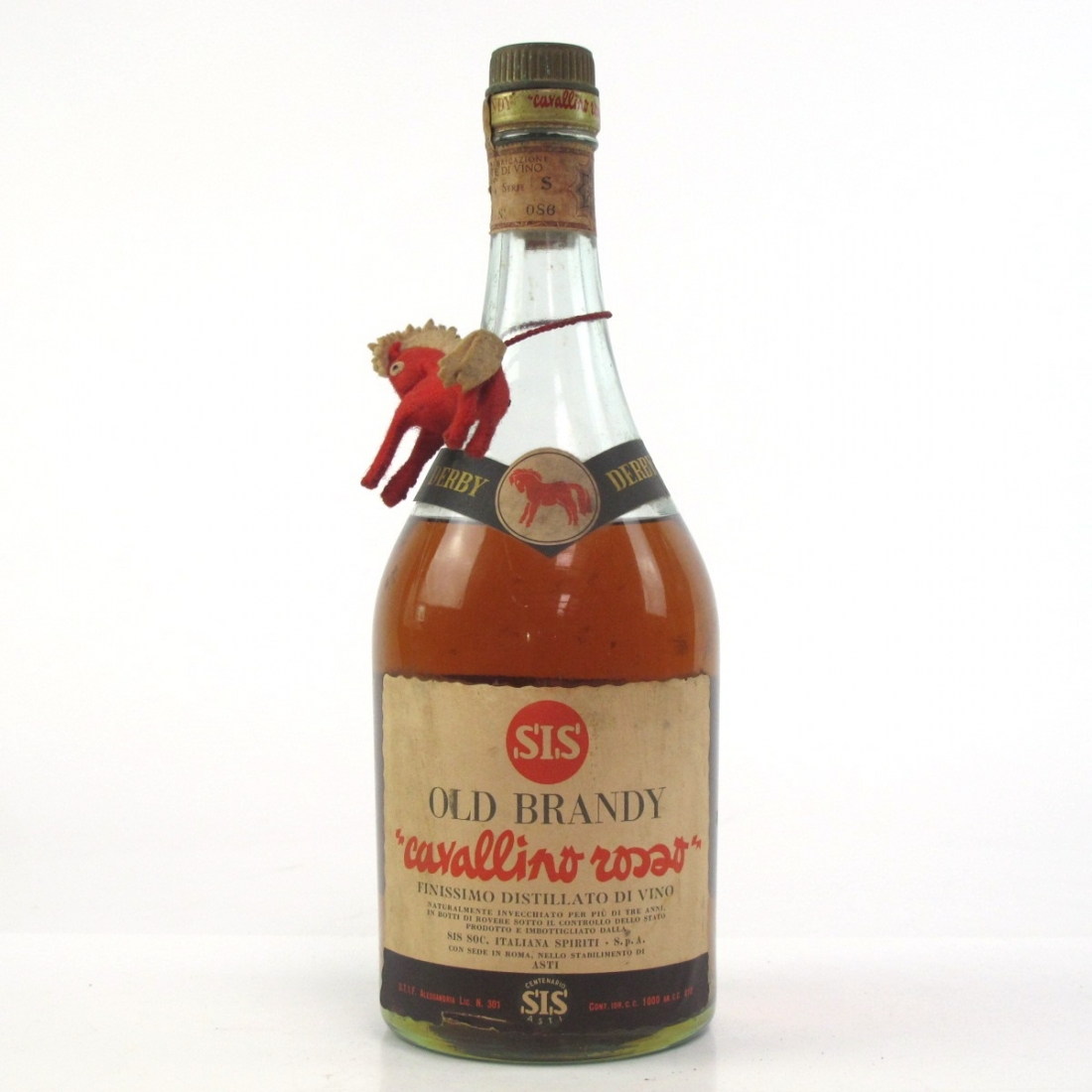 Sis Old Brandy 1 Litre