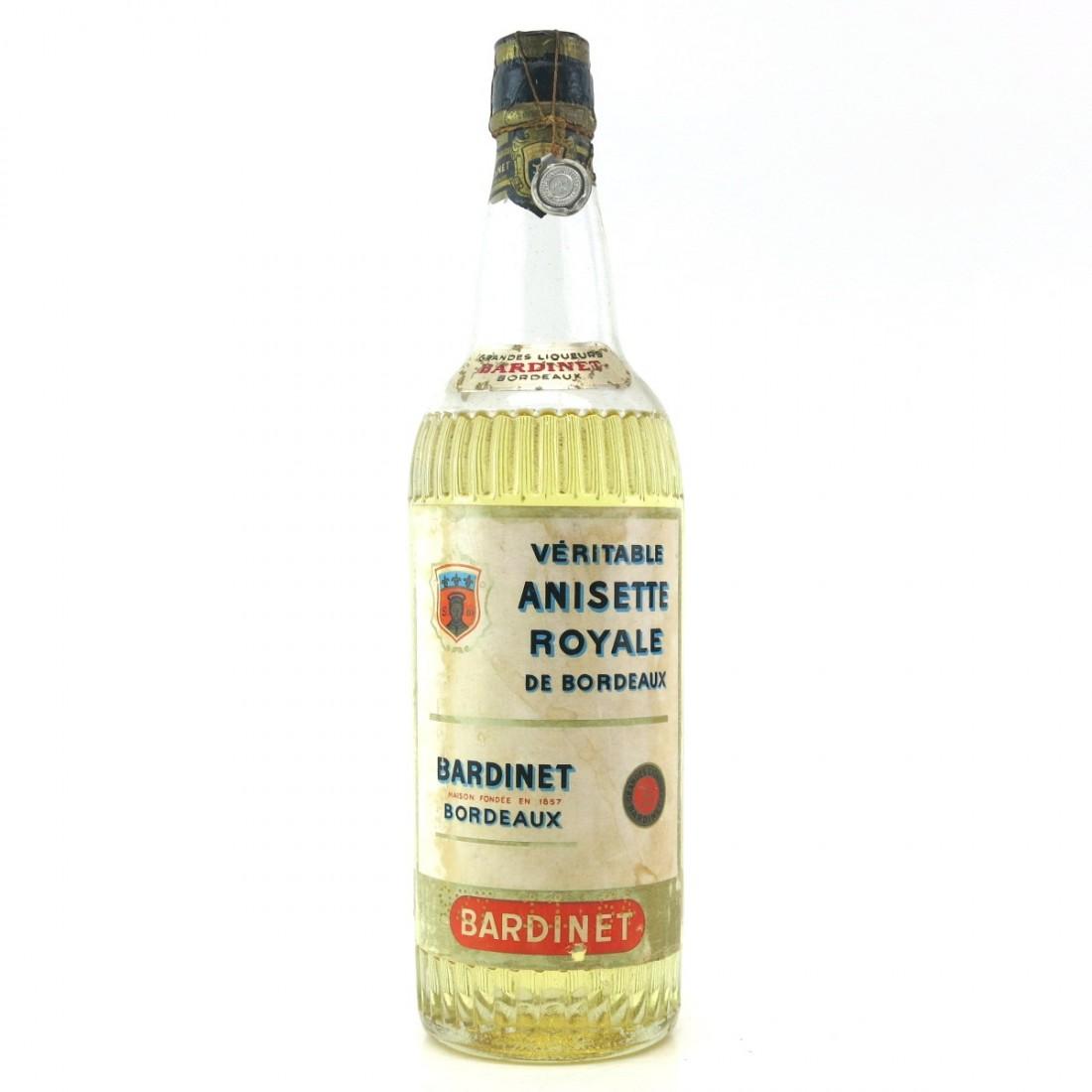 Bardinet Veritable Anisette Royale 1950s