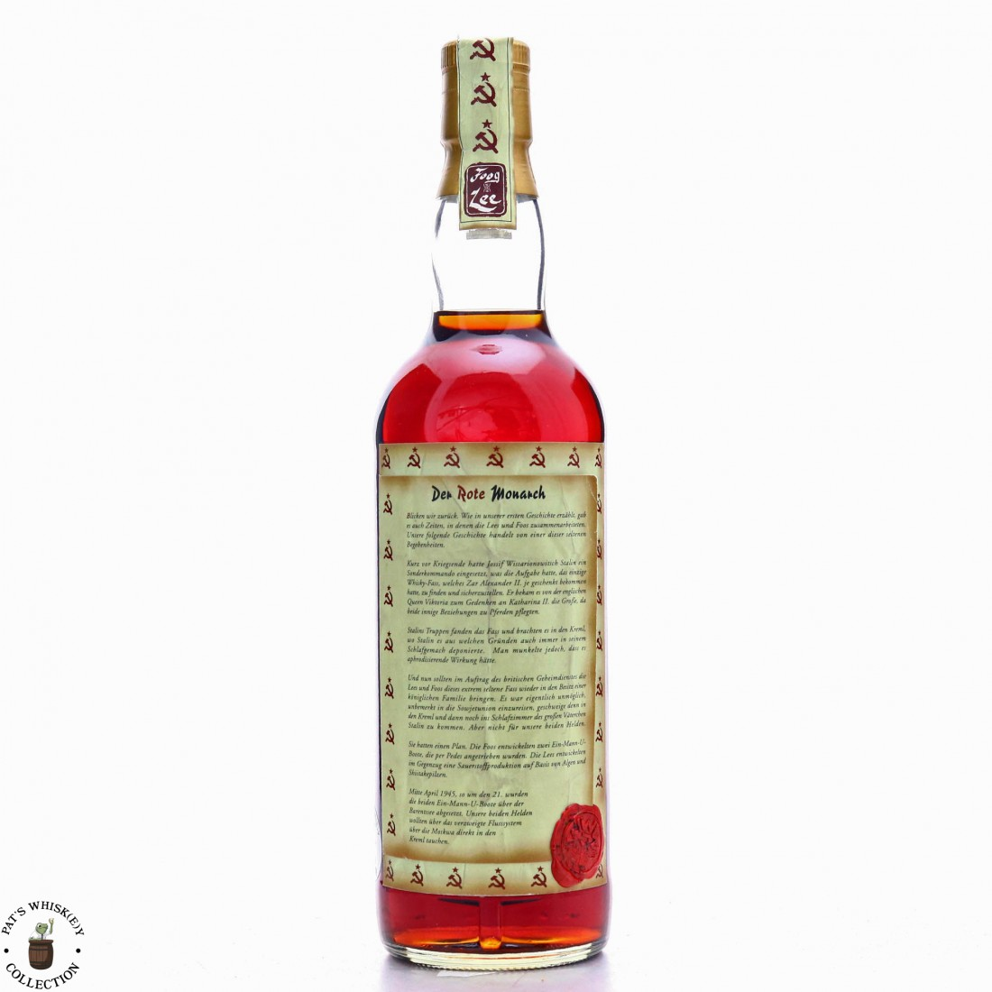 Port Ellen 1982 Gentle Noses 22 Year Old / The Red Monarch