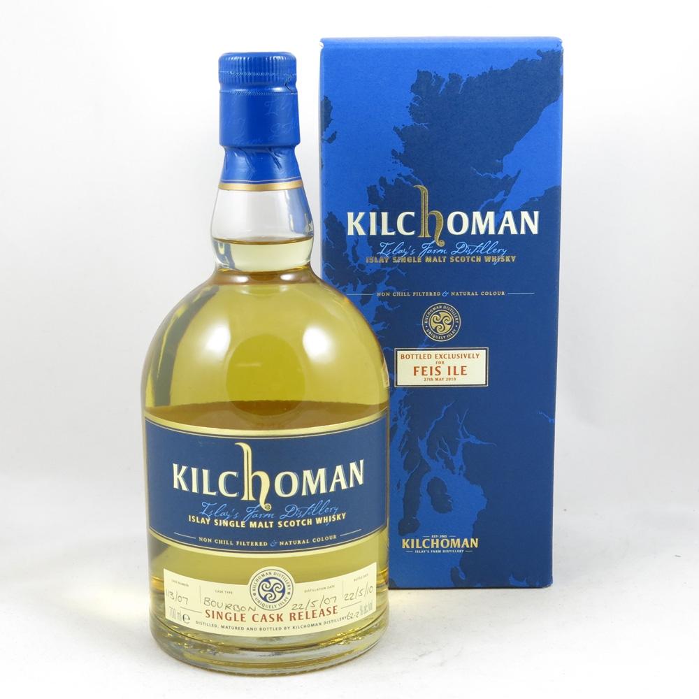 Kilchoman 2007 Feis Ile 2010 front