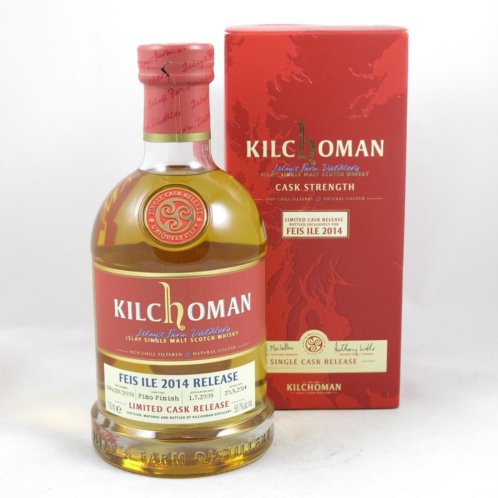 Kilchoman 2009 Feis Ile 2014 Front