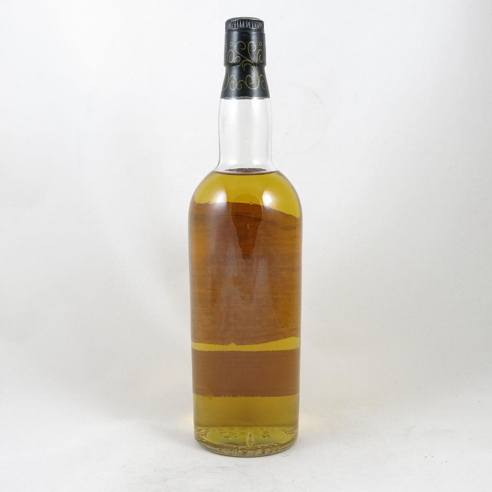 Knockando 1967 bottled 1979 26 2/3 fl oz back