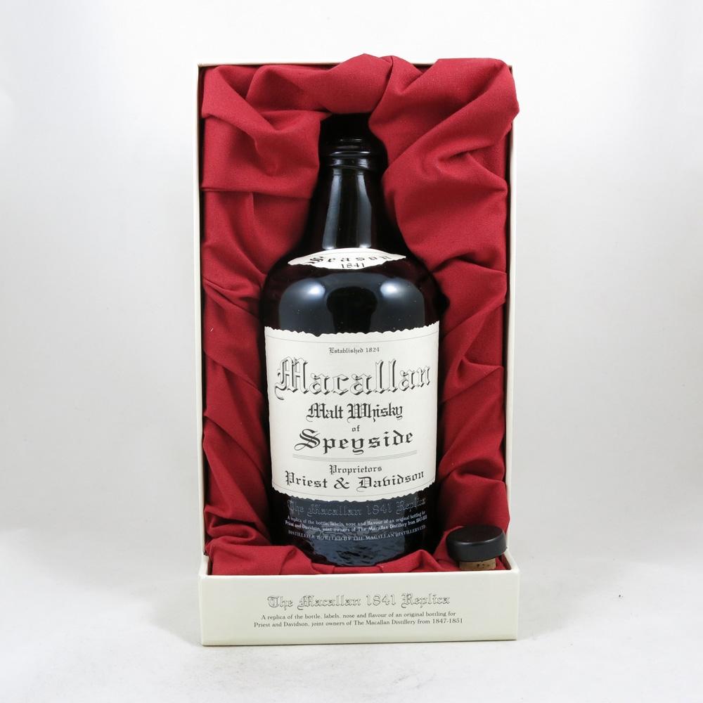 Macallan 1841 Replica Box