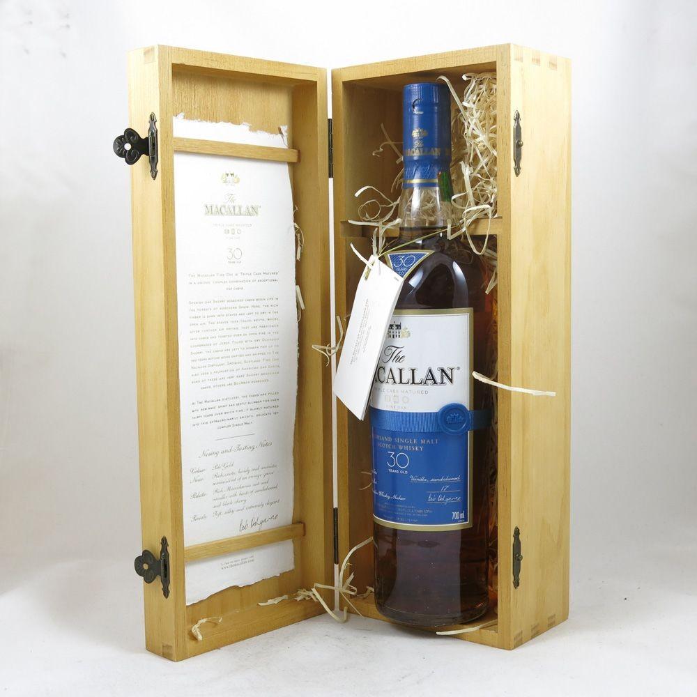 Macallan 30 Year Old Fine Oak Open