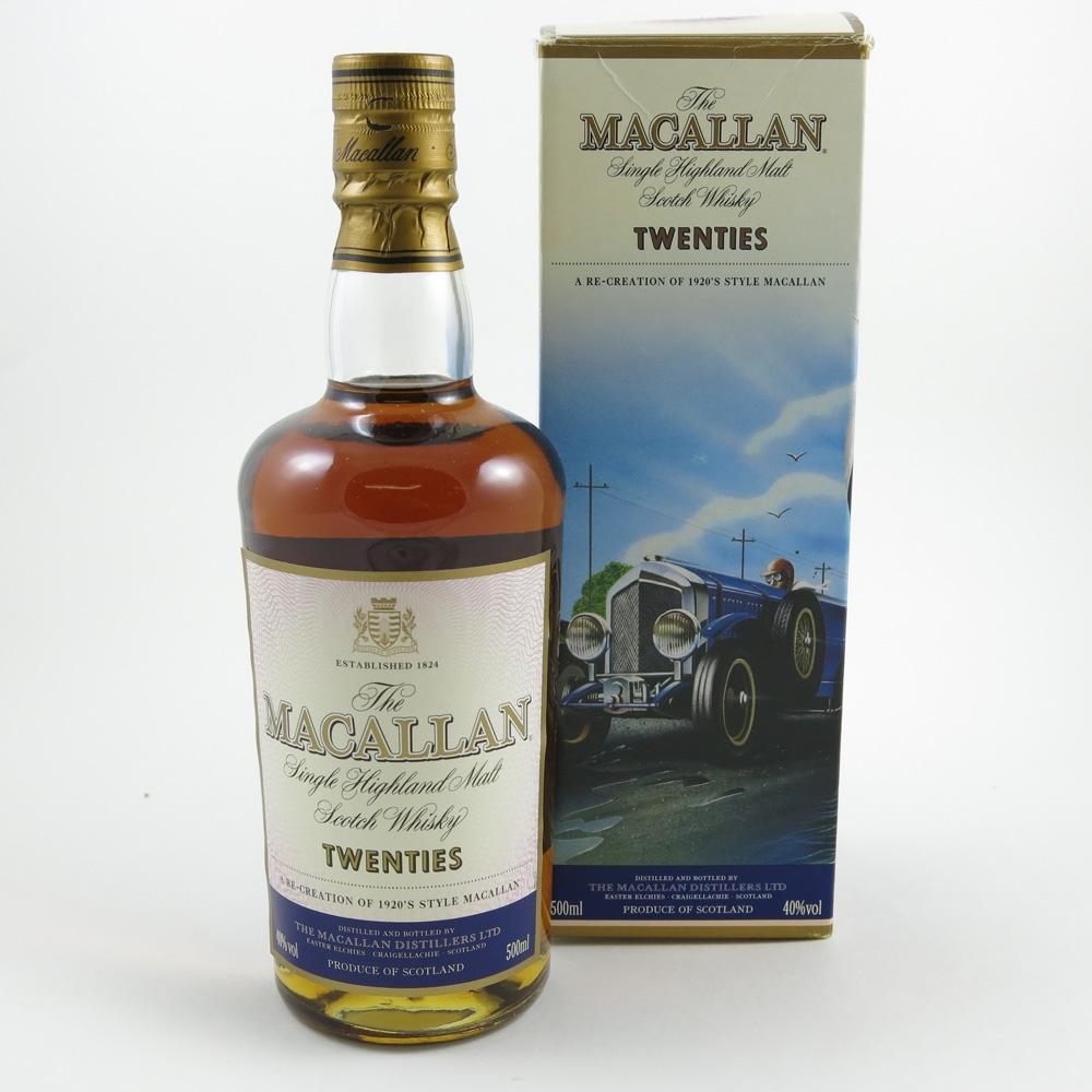 Macallan Decades Twenties Front