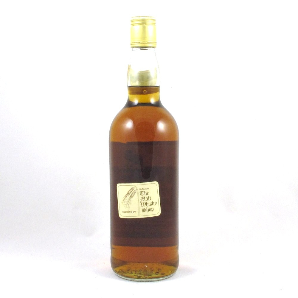 Mortlach 12 Year Old 1970s (26 2/3fl oz) Back
